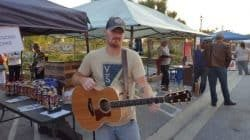 Eric Ryan at  Two Georges Waterfront