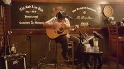 Hartmann Duo at  Crane's BeachHouse Tiki Bar
