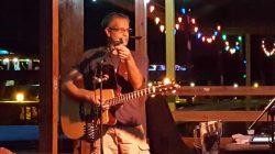 Mark Pisarri at  Bull Bar