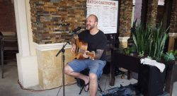 Mitch Herrick and the Homegrown Sinners at  Delray Marketplace