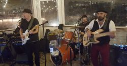 Bobby Nathan Band at  The Funky Biscuit