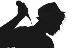 "Sal ""The Voice"" Valentinetti at  Boca Black Box"
