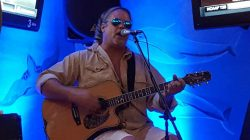 Jerry Leeman at  The Fish Depot Bar and Grill