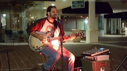 Jorge Zarruk at  Two Georges Waterfront