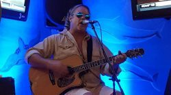 Jerry Leeman at  Crazy Uncle Mike's
