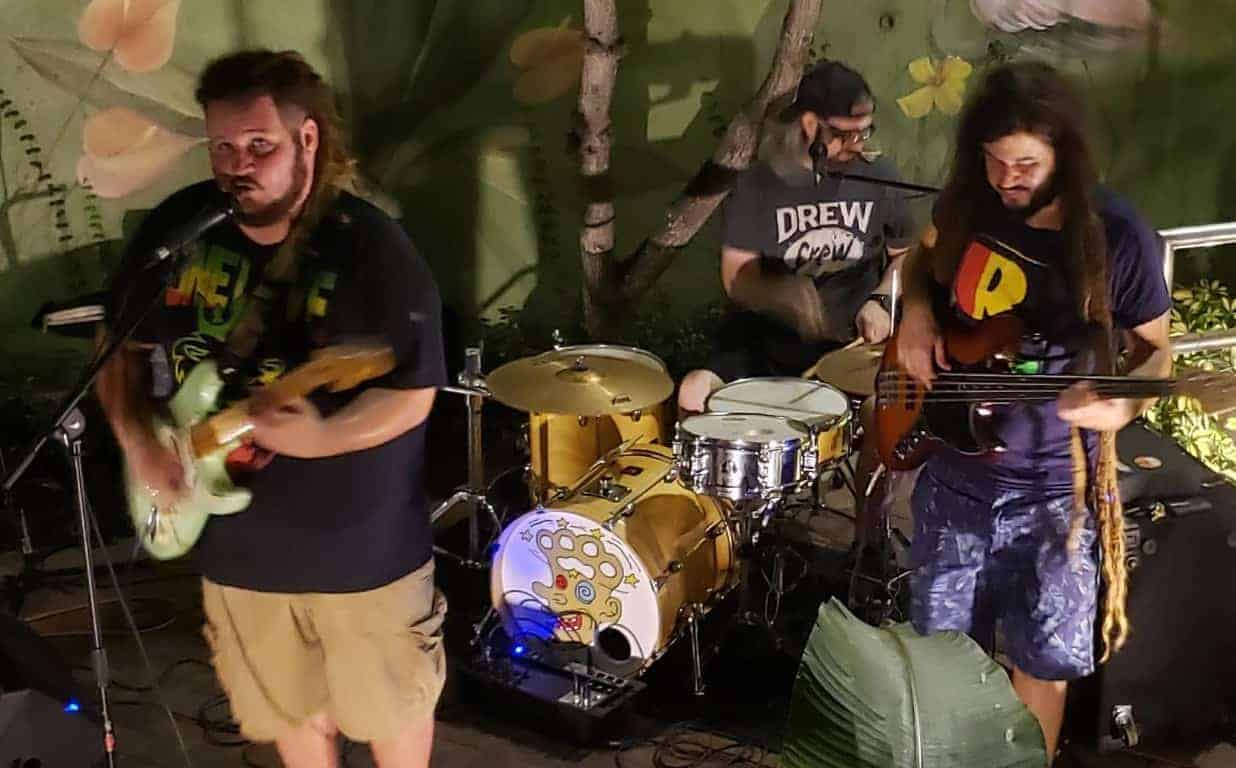 Reggae Lou and the Kind Budz at Delray Hideaway