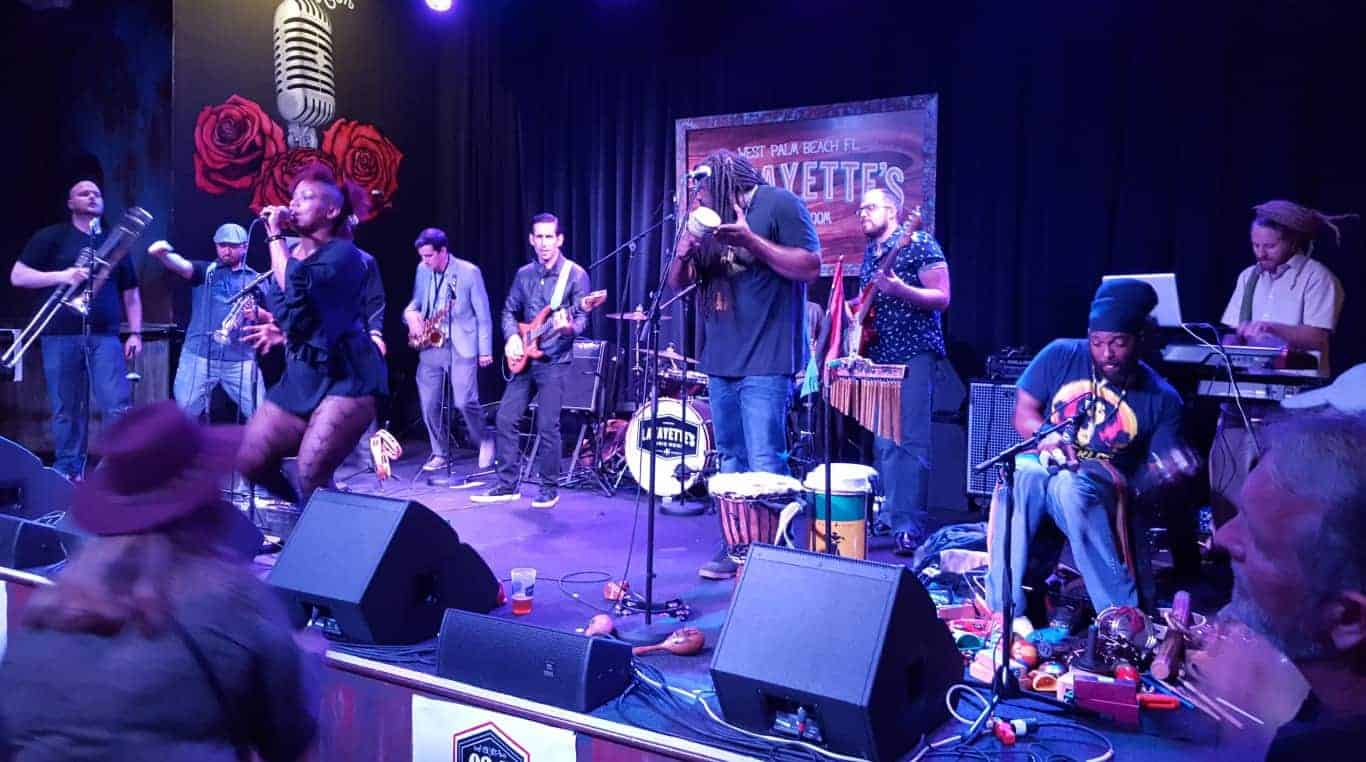 The Resolvers at Crazy Uncle Mike's