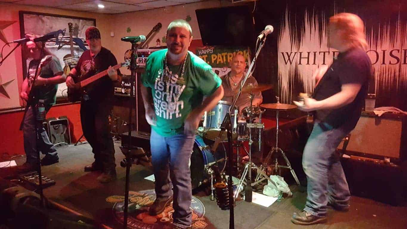 White Noise at Elmo's Rock Bar & Grill