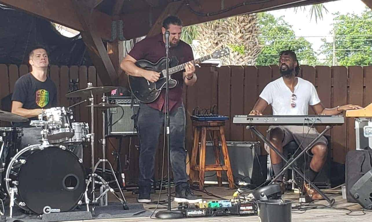 The Ricca Project at The Fish Depot Bar and Grill