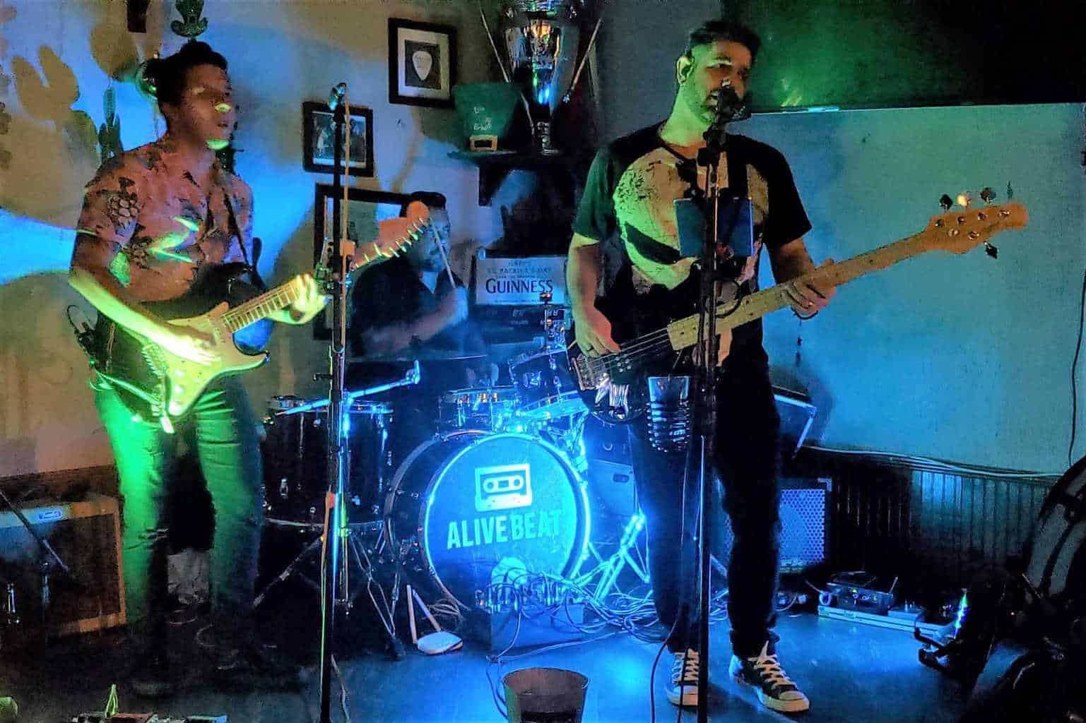 Alive Beat at Elmo's Rock Bar & Grill