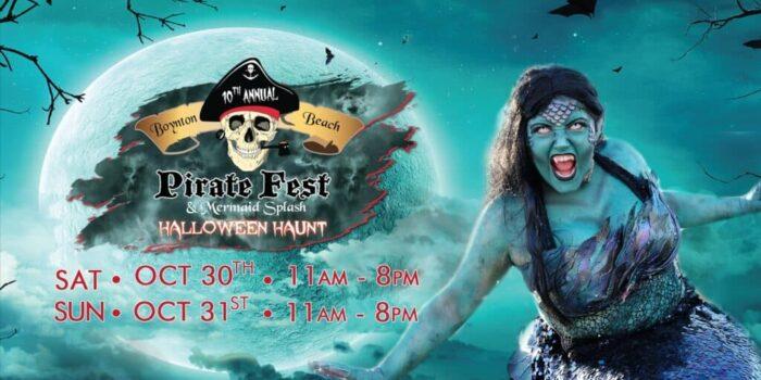 10th Annual Pirate Fest and Mermaid Splash