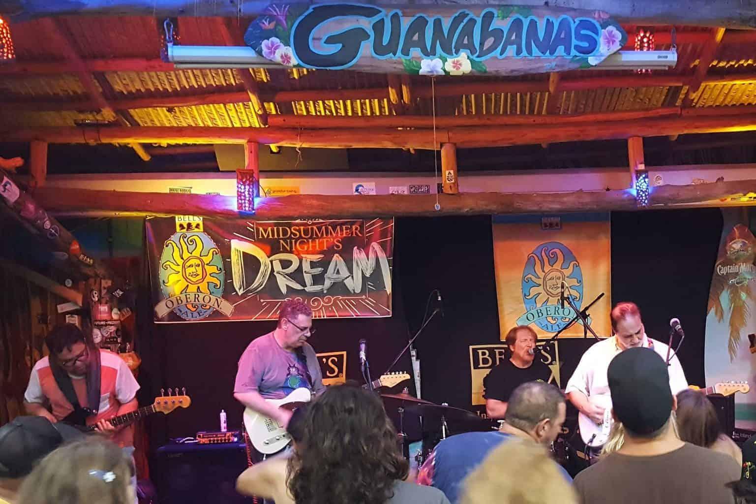 Unlimited Devotion (Tribute - Grateful Dead) at Crazy Uncle Mike's